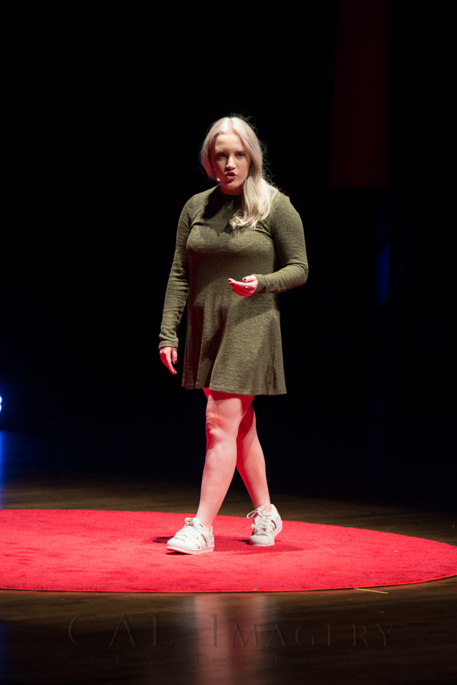 claire klodell tedx new albany -- achieving millennial