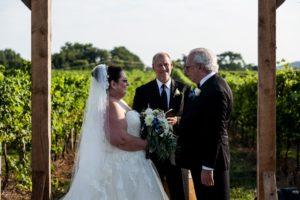 Wedding at Big Cork Winery