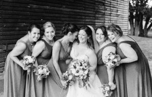 Wedding at Linganore Winecellars