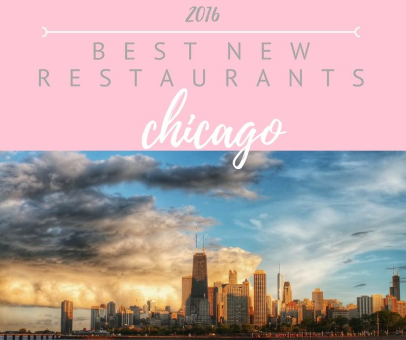 Best restaurants Chicago
