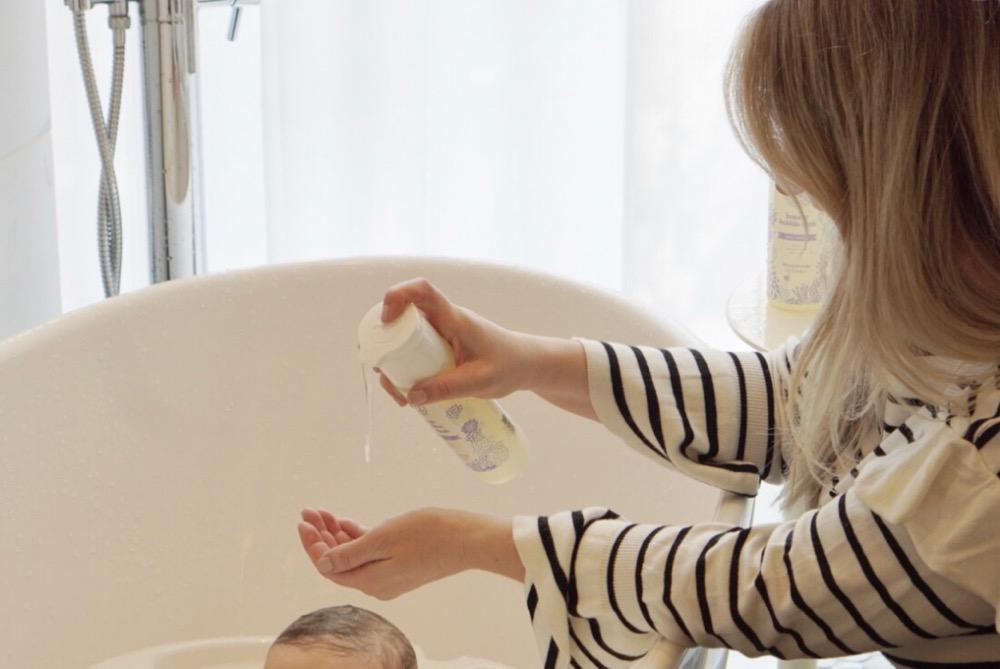 Honest Baby Bath
