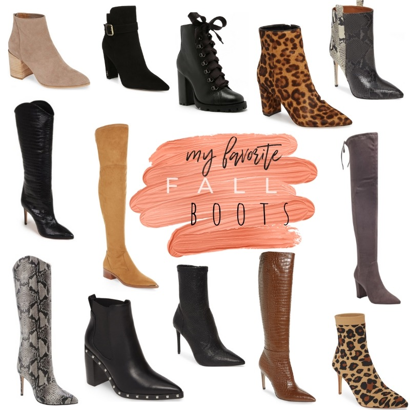 Fall Boots