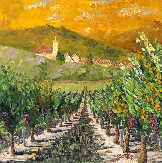 Golden Vineyard