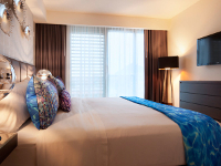 hotel room, hospitality & lodging, commercial pest control client in Arizona