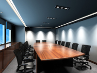 conference room of a office building, commercial pest control client in Phoenix, AZ