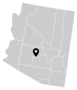 Chandler Pest Control & Exterminator Arizona service area map