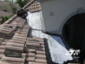 tile roof leak repair 30lb sheet