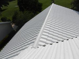 bright white tile roof tamarac florida