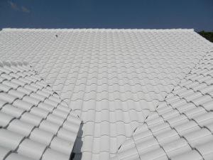 bright white tile roof boca raton florida
