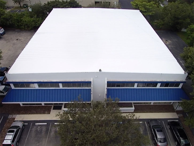 commercial waterproofing r400 rubber roofer