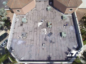 r400 rubber commercial roof