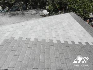 roofer shingle repair