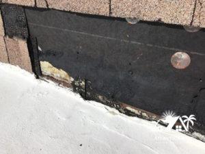 shingle sidewall repair