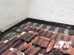 leak in tile roof florida