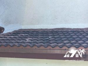 atlantic coast contractors tile roof leak repair