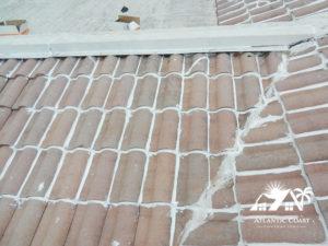 tile roof waterproofing preparation