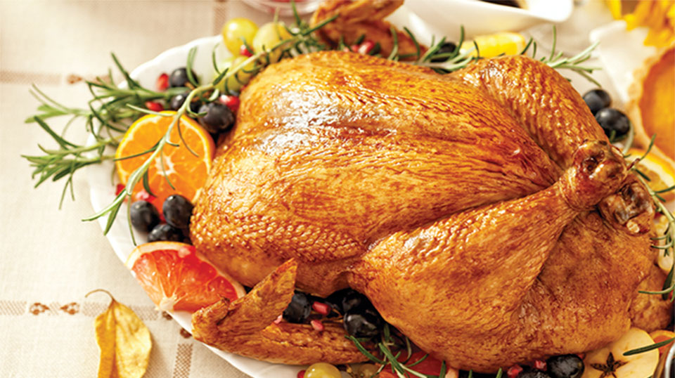 Thanksgiving dinner made easy!