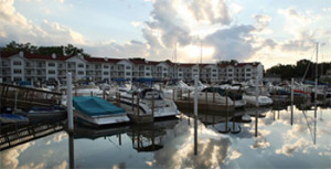 New Buffalo, Chicago and South Lake Michigan Harbors