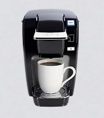 Best Boat Coffee Makers - Keurig® K10 MINI Plus Brewing System
