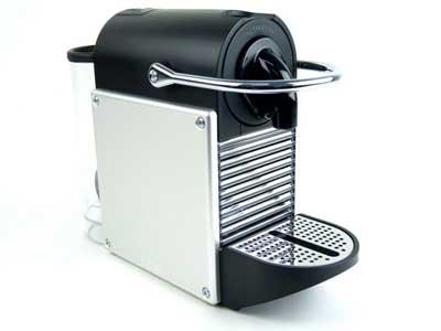 Best Boat Coffee Maker - Nespresso Pixie