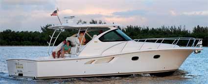 Tiara-Boat-Cover