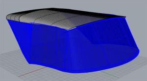 3D Rendering of Flybridge