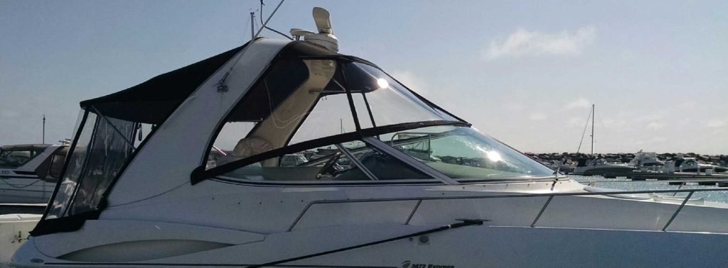 Cruisers Yachts 3672 New Canvas