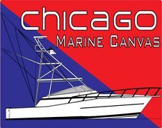 Chicago Marine Canvas | Custom Boat Covers Logo