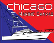 Chicago Marine Canvas | Custom Boat Covers Logo