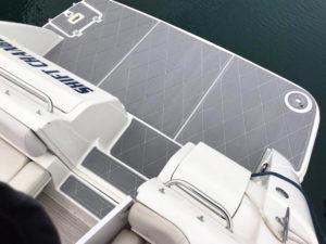 Dockside Decking - Diamond Pattern