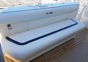 Sea Ray Boat Upholstery