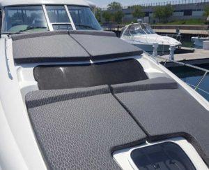 Quad Sunpads - Carver Yachts
