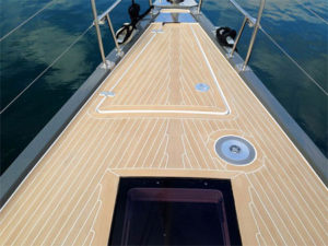 Sailboat with Flexiteek