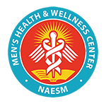 Naesm Men's Health Center Logo