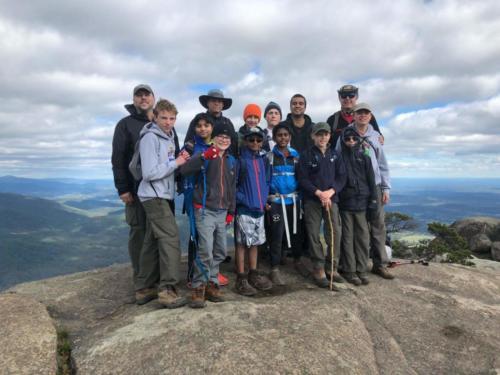 2018 Old Rag Mountain Hike