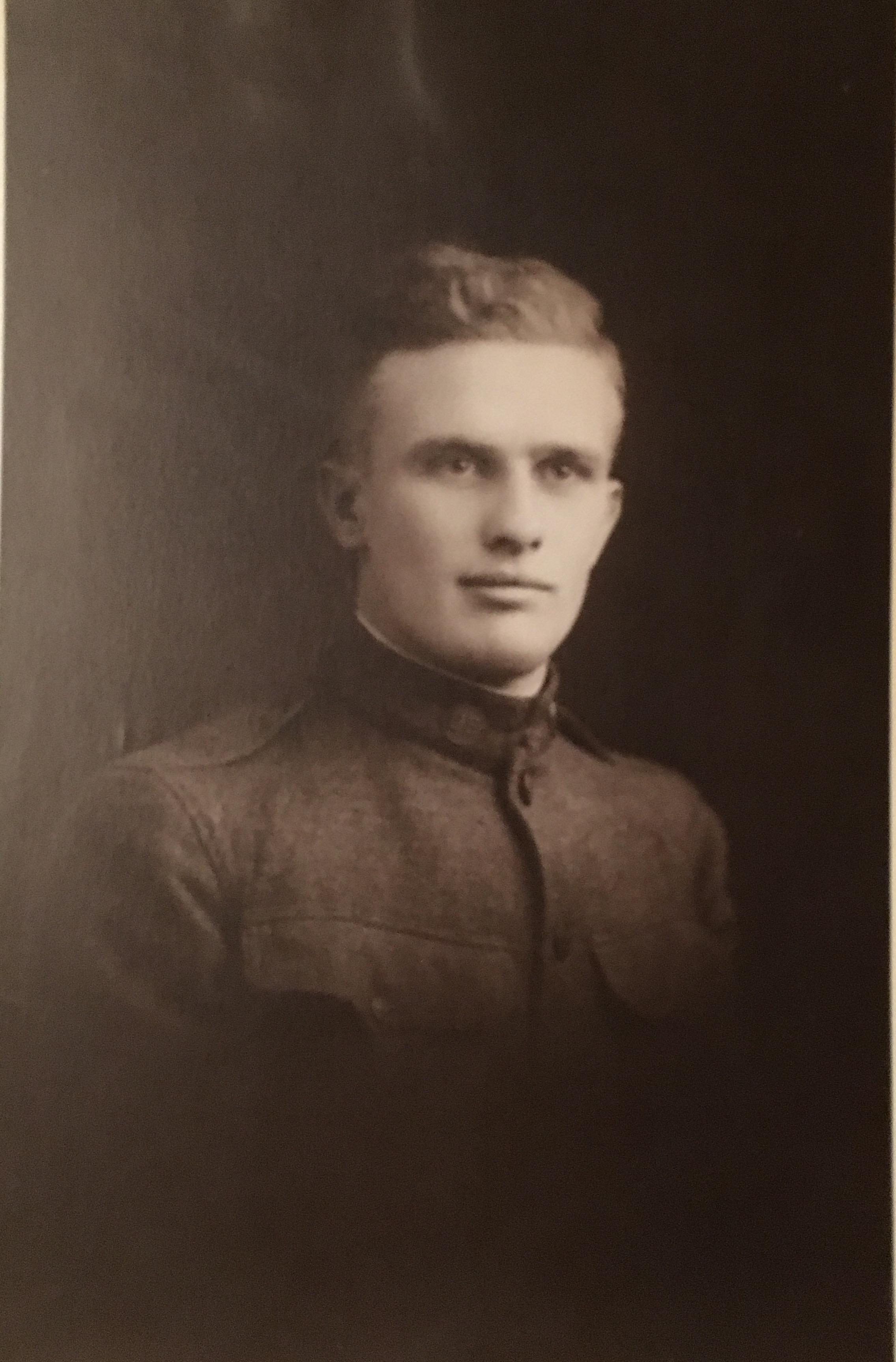 Leo Coers, WW1