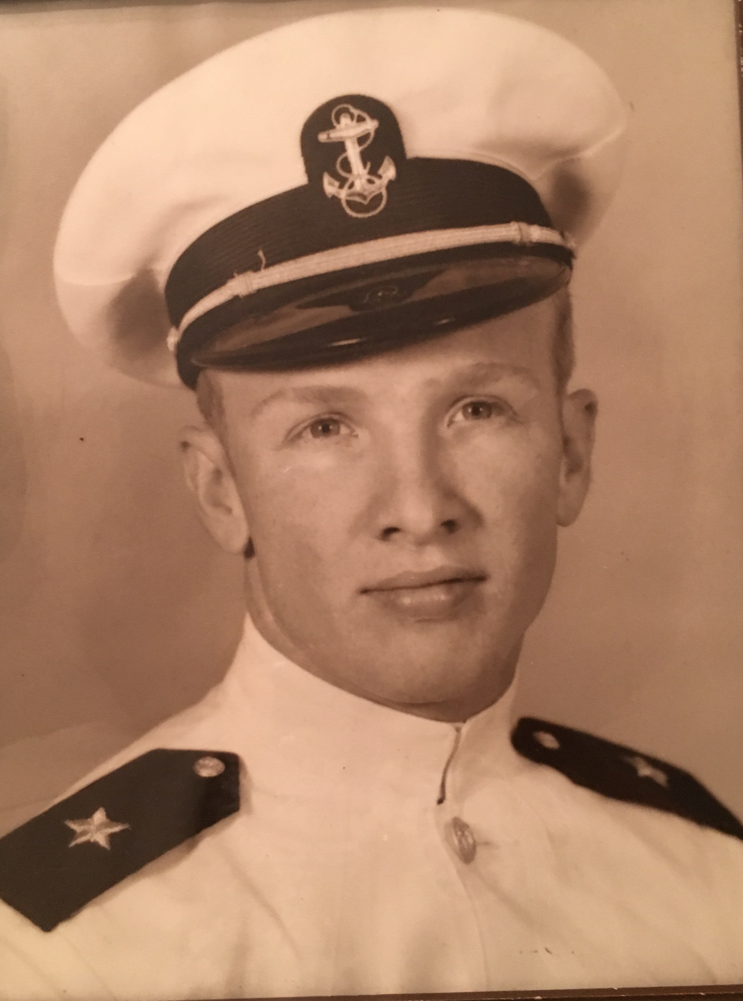 Leo Coers, Jr. Navy Fighter Pilot, WW2