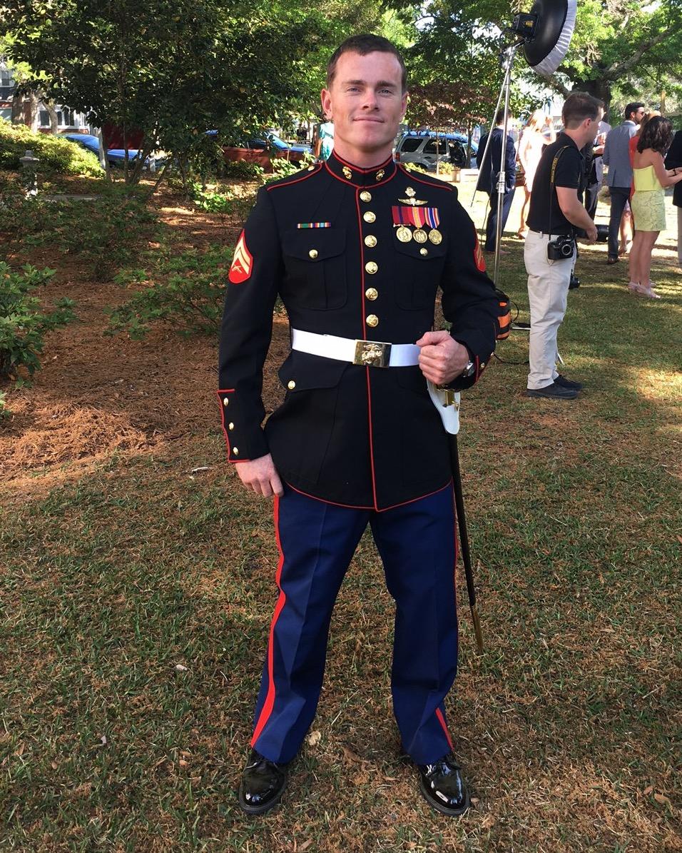 Andrew Graeme, USMC