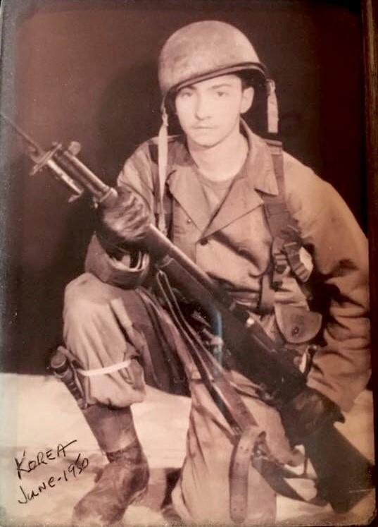 David B. Terk, U.S Army 9th Infantry
