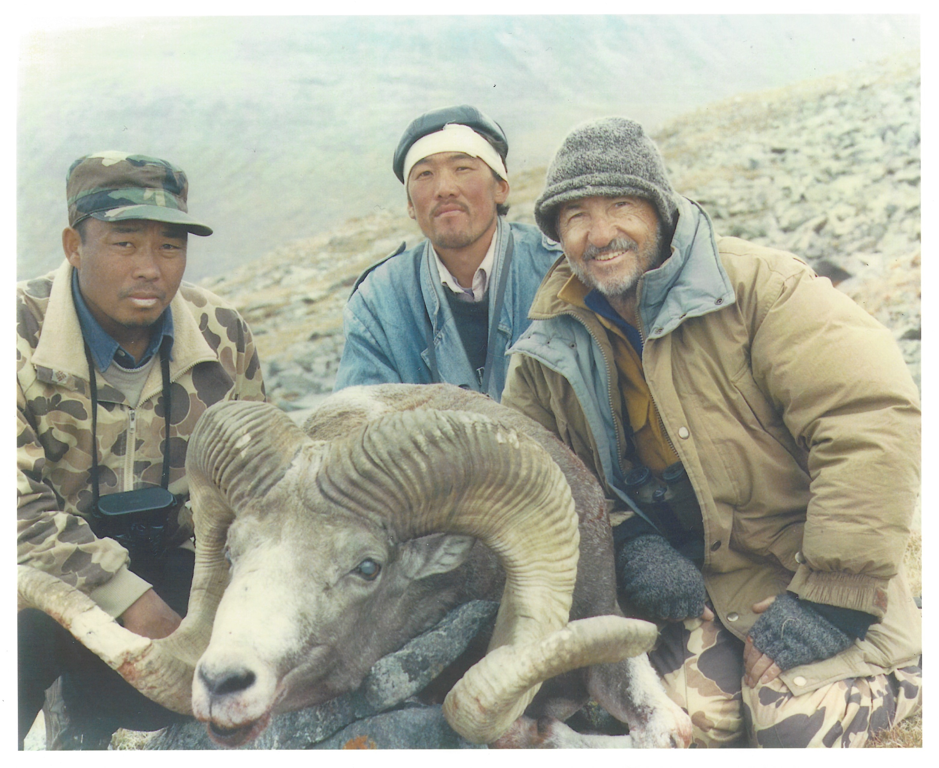 David Terk, Mongolia, 1998