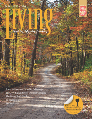 NW Georgia Living Spring 2020 cover