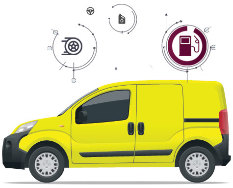 Four Ways GPS Tracking Can Reduce Fuel Costs