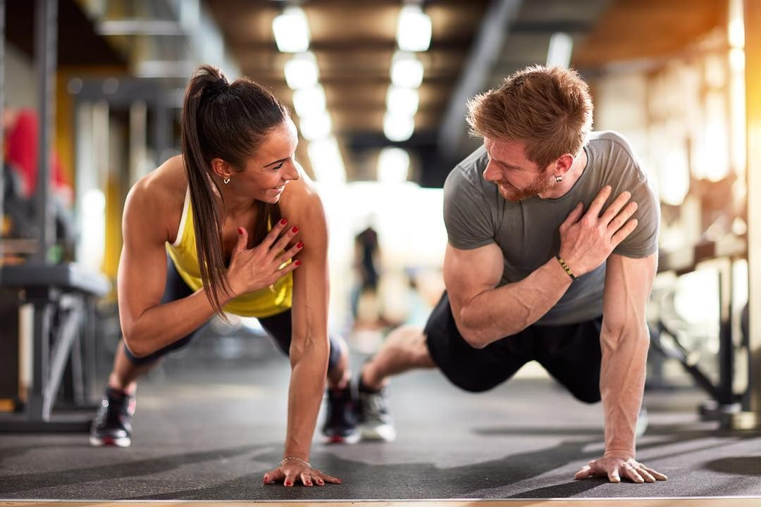 Personal Training at Say Fitness