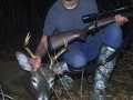 2019: Bradford Quigley of Mosquitoville, VT shot this buck at Camp Squaw during his second youth hunt.