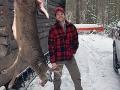 2019: Chris Bartosh of Providence, NJ with a 177-pound 5-pointer taken Nov. 14 at the Bear Creek Rod and Gun Club. Long Lake, Hamilton County.