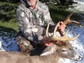 2019: Mark Burdick and his first 200-pound buck; a 9-pointer taken Nov. 8 in northern Oneida County.