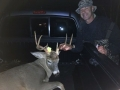2019: Pete Cohan of Greenfield Center with a 154-pound, 8-pointer taken Nov. 9 in Greenfield, Saratoga County.