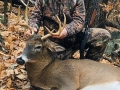 2020: Eric Lantiegne with an Essex County 8-pointer.