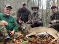 2020: Jeremy Coon, of Bolton Landing, with a 7-pointer taken Nov. 27 in Hague, Warren County.