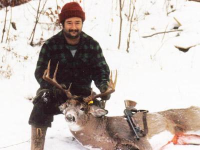 1987: Ron Nadler, taken Speculator, NY